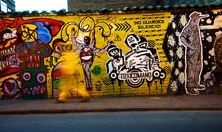 Grafiti m s que rayas en la pared - Graffitis en paredes ...