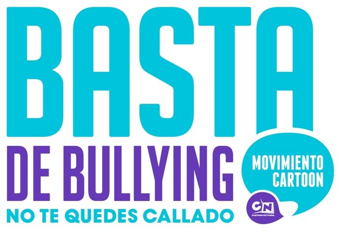 Campaña Basta de Bullying, no te quedes callado
