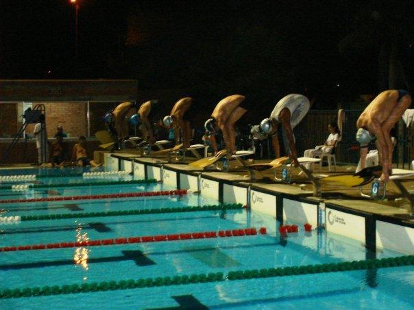 Resultados del campeonato nacional interligas de nataci n for Aletas natacion piscina