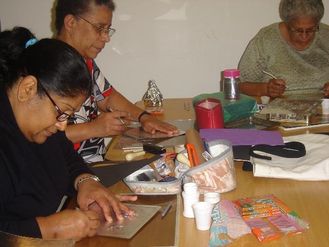 Abiertas inscripciones para talleres de artes y manualidades - Talleres manualidades para adultos ...