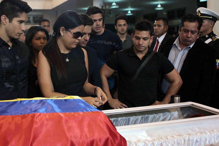 """que ahora pretendan decir que hemos estado mintiendo"""": hija de Chávez"""