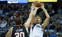 Phoenix Suns 94 - 104 Dallas Mavericks (Crónica)