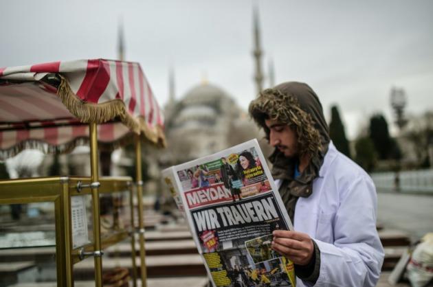 El atentado de estambul es un nuevo y duro golpe al for Oficina de turismo estambul