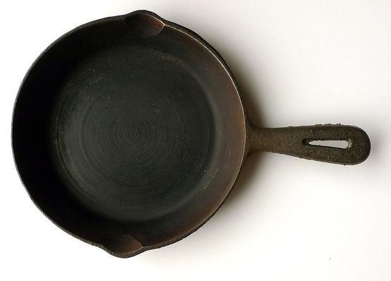 5 razones para cocinar con ollas y sartenes de hierro fundido - Sartenes hierro fundido ...