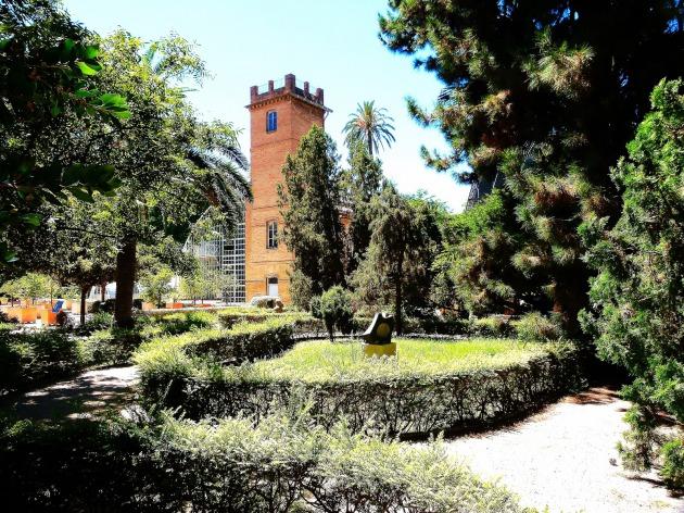 Reportaje fotogr fico del jard n bot nico de valencia por - Jardin botanico valencia ...