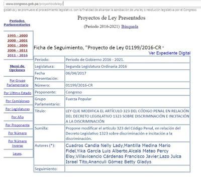 Noticias de discriminacion de genero en colombia