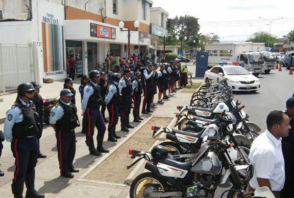 Gobierno nacional interviene polic a del estado lara for Ministerio de relaciones interiores espana