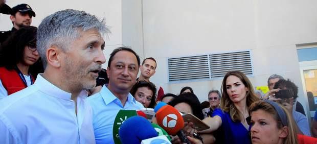 El ministro del interior insiste en que no hay colapso en for Ministro de interior actual
